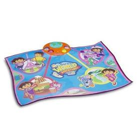 Dora Around The World Dance Mat