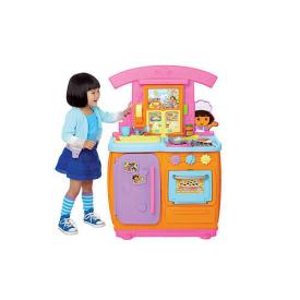 Dora Fiesta Favorites Kitchen Playset