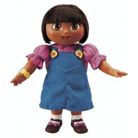 Dora Knows Your Name Doll