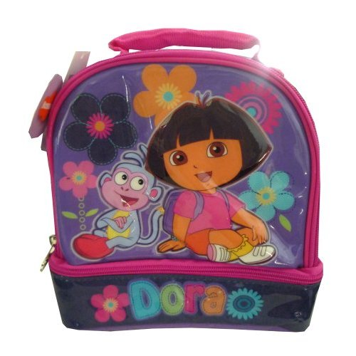 My Family Fun Dora The Explorer Insulated Lunch Bag It