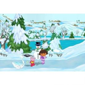 Dora the Explorer Saves the Snow Princess