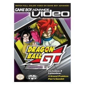 Dragon Ball GT Volume 1 GBA Video