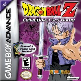 Dragon ball Z Collectible Card Game GBA