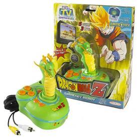 Dragon Ball Z Plug and Play TV Game