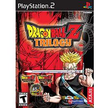 Dragon Ball Z Trilogy PS2
