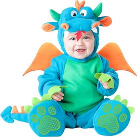 My Family Fun - Dragon Halloween Costume Infant Size Large 18-24 ...