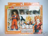 Dragonball Z Perfect Version Action Figure Vol 00