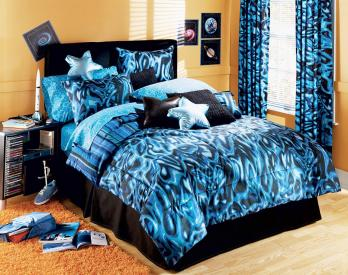 Dude Mini Comforter Sets and Bedskirts