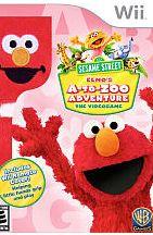 Elmo A-to-Zoo Adventure Wii