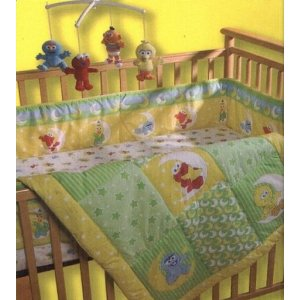My Family Fun Sesame Street Crib Bedding Have A Good
