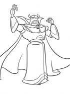  Emperor Zurg Toy Story Coloring Pages 