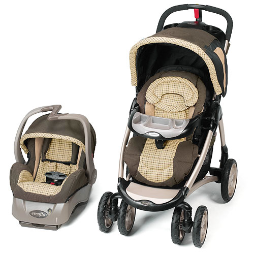 My Family Fun Baby Car seat and