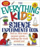 Everything Kids Science Experiments Book