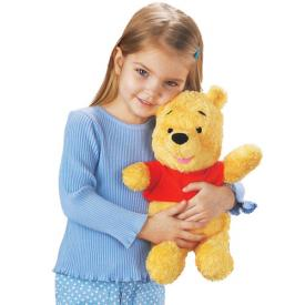 Fisher Price Pooh Knows Your Name Plush Doll