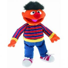Fisher-Price Sesame Street Classic Plush Ernie