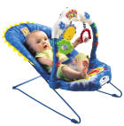 Fisher Price Kick Play Bouncer
