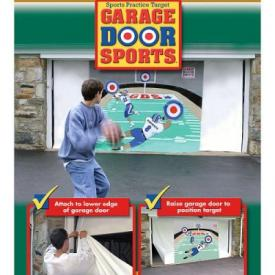 Football Garage Door Sports