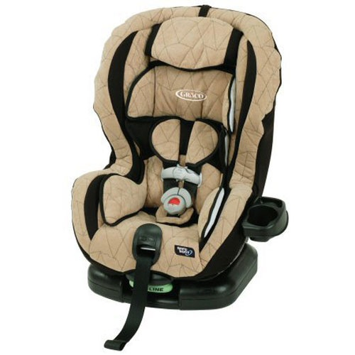 Gracopedic luxury foam car seat