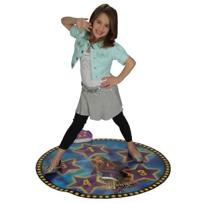 Hannah Montana Dance Mat And Wig 94