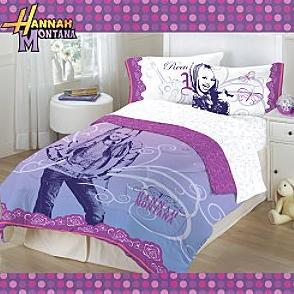 My Family Fun Hannah Montana Comforter Choose Your Comforter And Have A Good Night
