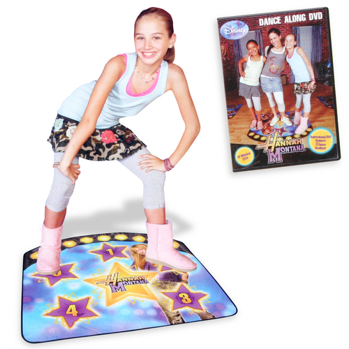 Hannah Montana Dance Mat And Wig 14