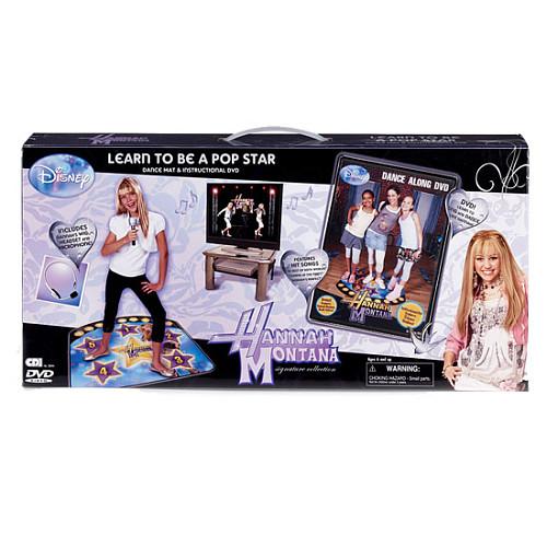 Disney Hannah Montana Mattel DVD Game - amazon.com