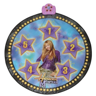 Hannah Montana Dance Mat And Wig 67