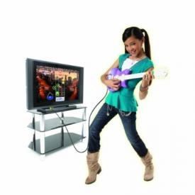 Hannah Montana Guitar Video Game
