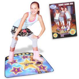 Hannah Montana Dance Mat Instructional DVD