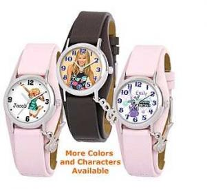 My Family Fun Hannah Montana Watch Create Your Own Tween
