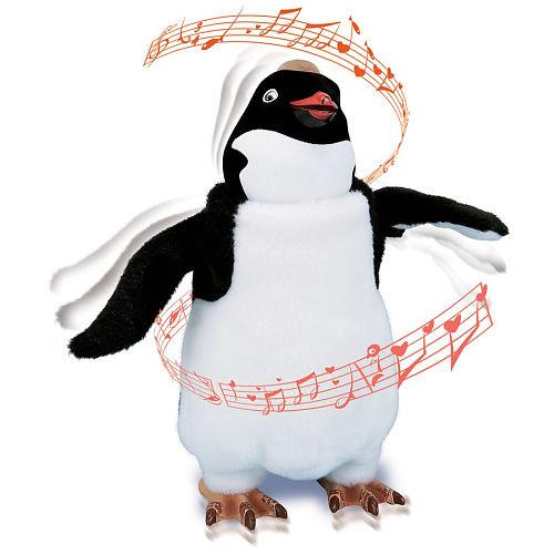My Family Fun Happy Feet Tap Dancing Mumble The Beautiful Penguin