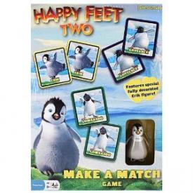 Happy Feet Make a Match Game