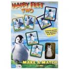 Happy Feet Make a Match Game