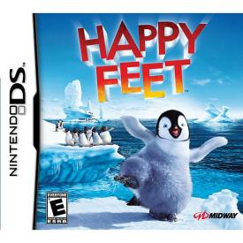Happy Feet Nintendo DS