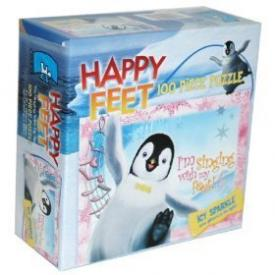Happy Feet Puzzle