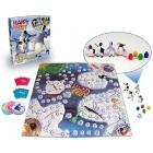 Happy Feet Return to Emperor Land Board Game