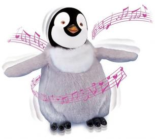 Happy Feet Sing and Dance Gloria