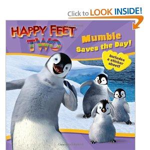 mumble meets gloria happy feet