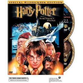 Harry Potter and the Sorcerer Stone dvd