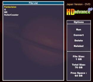 HD Advance 3.0 PS2 Seagate