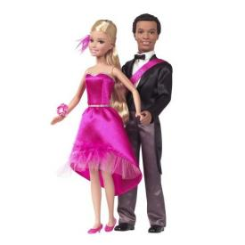 High School Musical 3 Prom Sharpay Zeke
