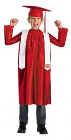High School Musical Cap and Gown Costume