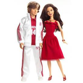 High School Musical Gabriella Troy Doll Set
