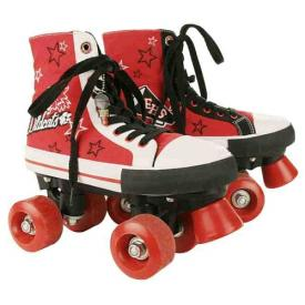 High School Musical Top Quad Skates
