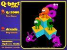 Hop Q bert online game