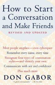 How to Start a Conversation and Make Friends eBook