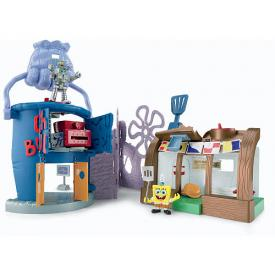 Imaginext SpongeBob Krusty Crab Playset