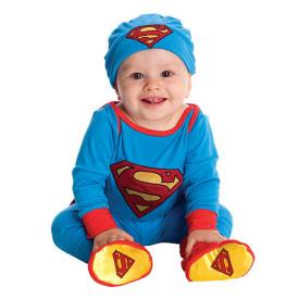Infant Superman Halloween Costume