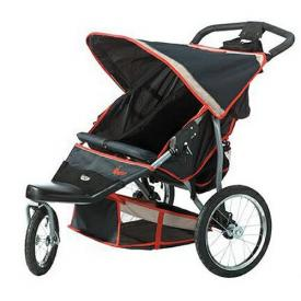 InSTEP Double Sport Stroller