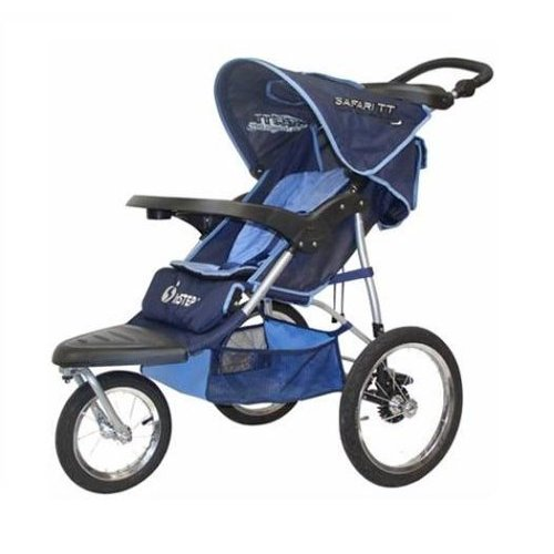 My Family Fun - InSTEP Single Stroller Stroller is ...